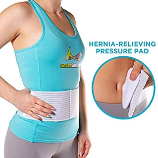 Best double closure abdominal hernia binder Reviews