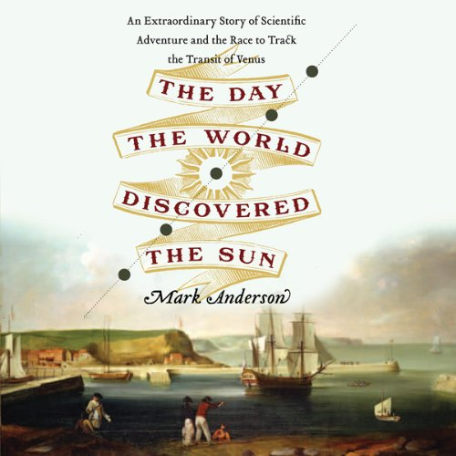 The Day the World Discovered the Sun cover art