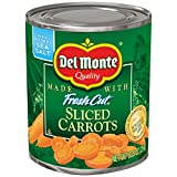 Del Monte Sliced Carrots, 8.25 Ounce (Pack of 12)