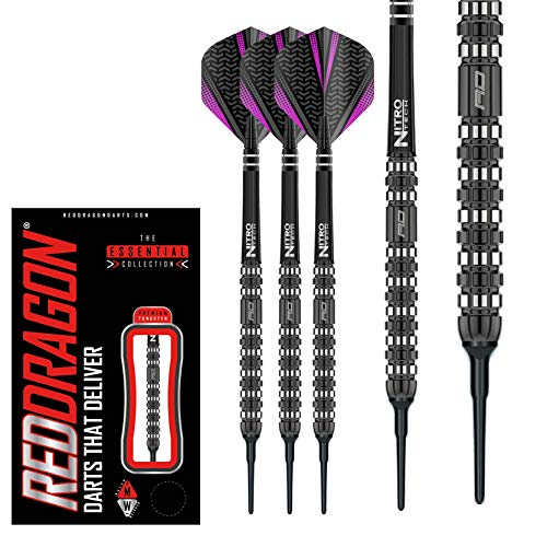 Red Dragon Rogue Softdarts