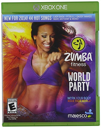 Zumba Fitness World Party - Xbox One by Majesco