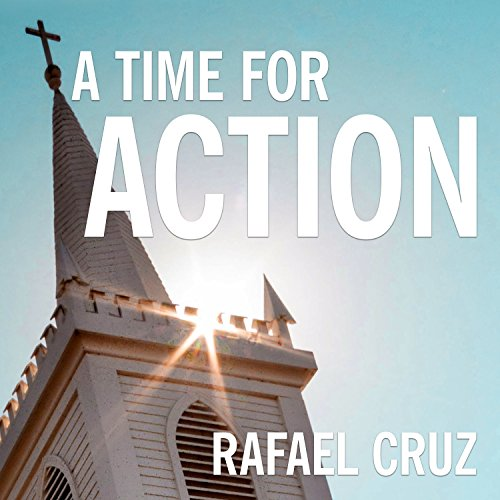 A Time for Action audiobook cover art