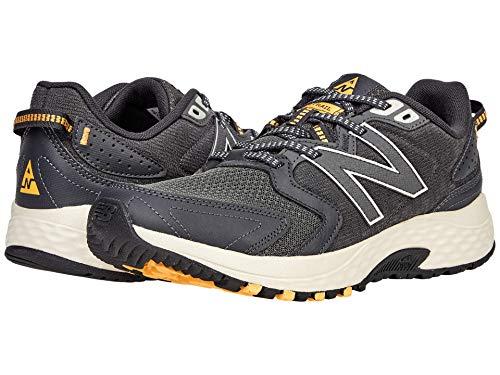 New Balance 410 V7 Trail Zapatillas de correr para hombre, (Phantom/Timberwolf), 42 EU