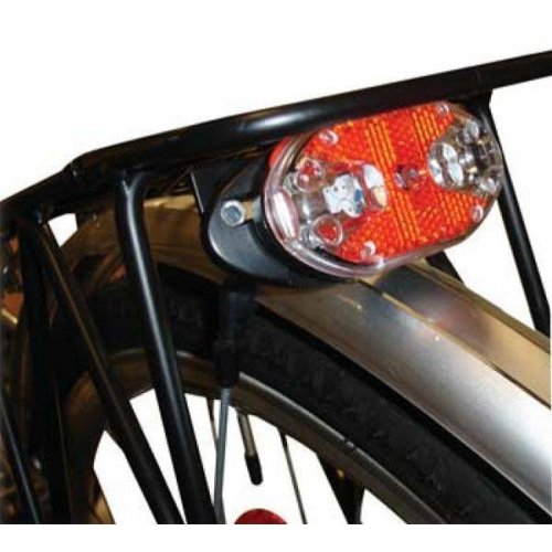 Premier XH49 Carrier/Luggage Rack Fitting LED Rear Bike/Cycle Ligh