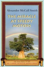 The Miracle at Speedy Motors (No 1. Ladies' Detective Agency Book 9)