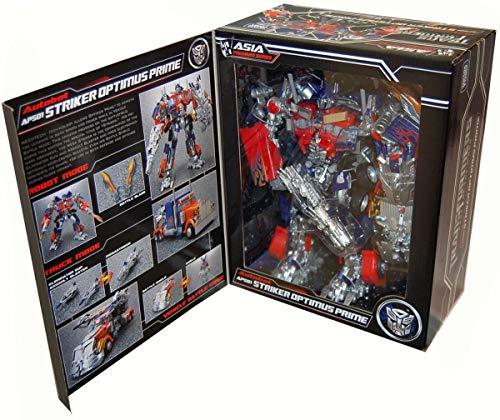 Takara Tomy Transformers Premium Series APS-01 Striker Optimus Prime