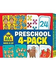 Preschool (Flash Card 4-pk)