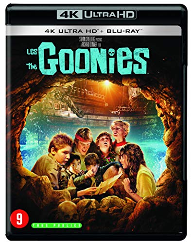 Les Goonies [4K Ultra HD + Blu-Ray]