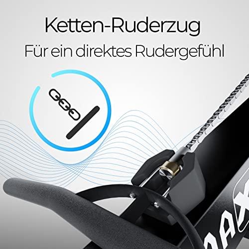 MAXXUS AirRow Rower Rudergerät im Vergleich zum Concept2 - 3