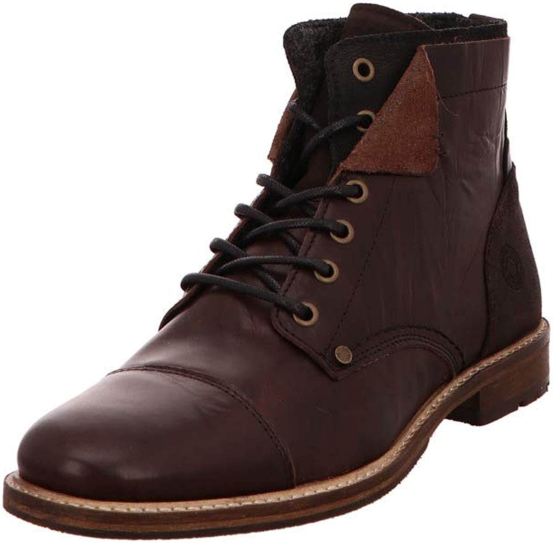 BULLBOXER Herren Stiefel 565-K5-5807A-DBBK braun 376951 376951  am meisten bevorzugt