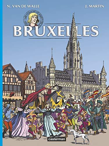 Les voyages de Jhen : Bruxelles