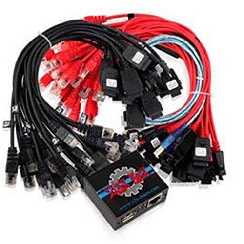 zzopne Para Samsung Z3x SERVICIO REPARACIÓN/FLASHING CAJA +50 cables