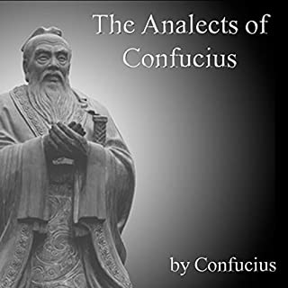 The Analects of Confucius cover art