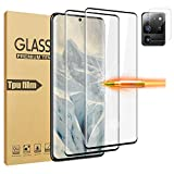 Galaxy S10 Privacy Tempered Glass Anti-Spy Screen Protector [3D Curved] [Case Friendly] [9H Har…