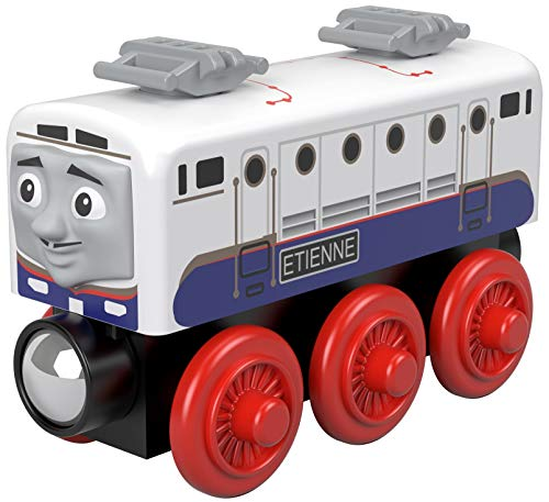 Thomas and Friends Wood Etienne Push-Along Train Engine