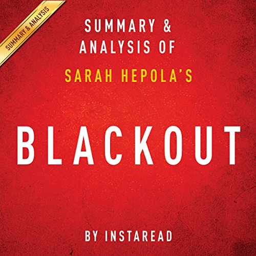 Blackout: Remembering the Things I Drank to Forget by Sarah Hepola cover art