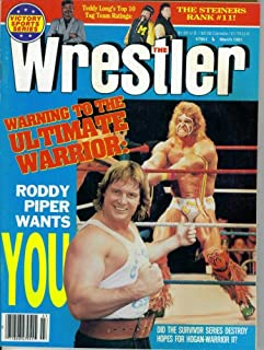 The Wrestler : Warning to the Ultimate Warrior - Roddy Piper Wants You (March 1991)