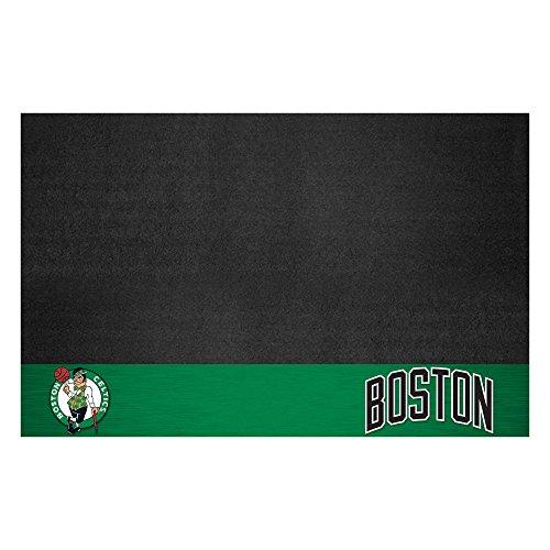 FANMATS 14196 NBA Boston Celtics Grill Mat, Team Color, 26' x 42'