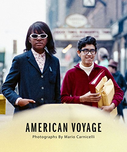 American Voyage: Photographs by Mario Carnicelli