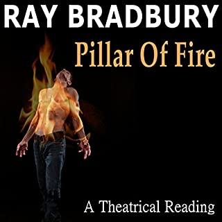 Ray Bradbury's Pillar of Fire audiobook cover art