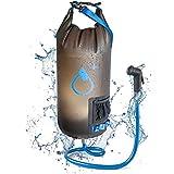 reiseregen® Plus – Camping-Dusche – 15L – Solar-Dusche + wasserdichter Outdoor-Drybag