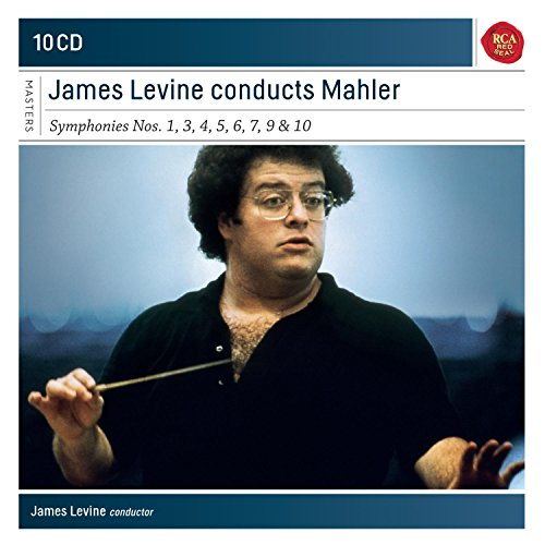 James Levine Conducts Mahler: Symphonies Nos. 1, 3, 4, 5, 6, 7, 9 & 10 - Gustav Mahler, James Levine, The Philadelphia Orchestra, London Symphony Orchestra, Chicago Symphony Orchestra