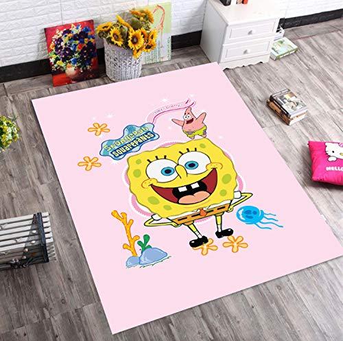 Tapijt Keuken Slaapzaal Slaapkamer Thuis Kruipende speelmat voor baby's Kruipende mode Persoonlijkheid Cartoon Sofa Yoga Nachtkastje Woonkamer 200 * 300 cm