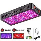 BESTVA DC Series 1200W LED Grow Light Full Spectrum...