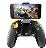 Wireless Game Controller INTSUN Gamepad Joystick Gaming Controller 4.0 Wireless Transmission with Telescopic Controller for Android TV/Android TV Box/Android Tablet/Android Smart Phone/PC