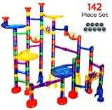Marble Run Game Translucent Marble Maze STEM Educational Marble Race Track...