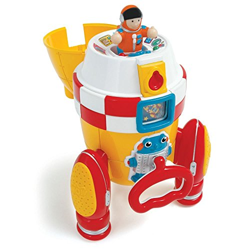 Wow Ronnie The Rocket (2 Piece Play Set)