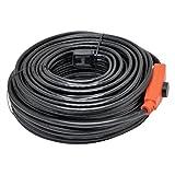 câble chauffant 24m VOSS.eisfrei, câble chauffant antigel, chauffage gouttière