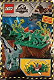 Jurassic World - 121903 Blue Raptor Baby mit Versteck Limited Edition