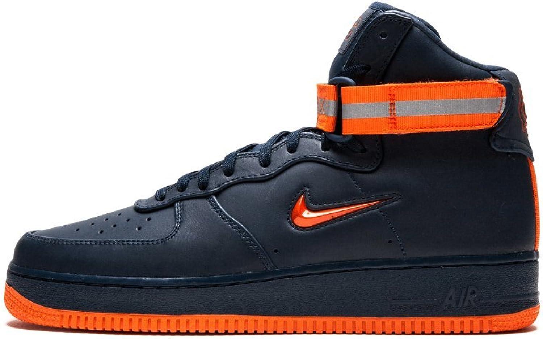 Nike AIR Force 1 Low Retro PRM QS Mens Fashion-Sneakers AO1635