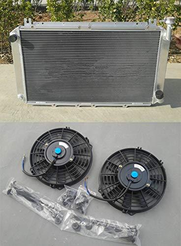 Para radiador de aluminio 3ROW GQ PATROL