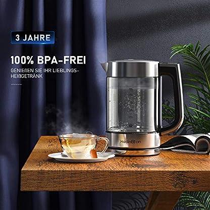 HadinEEon-Wasserkocher-mit-Temperatureinstellung-Edelstahl-Glaswasserkocher-mit-Beleuchtung-17L-2200W-Schnellkochender-Glas-Teekessel-mit-1Std-Warmhaltefunktion-BPA-frei-Trockengehschutz