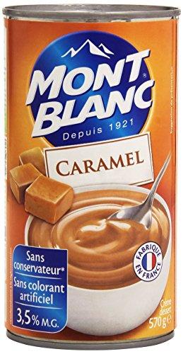 Mont Blanc Crème Dessert - Caramel (570g) - EU