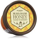 Skinfood Black Sugar Honey Wash Off Mask Pack (100g)