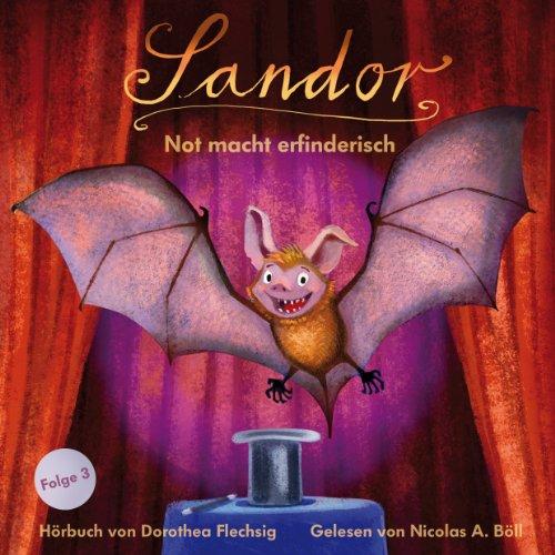 Not macht erfinderisch audiobook cover art