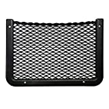 Framed Stretch Mesh Net Pocket for Auto, RV, or Home Organization and Storage (8' x 11')