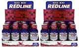 VPX Redline Max 300 7-Hour Energy, Exotic Fruit, Packed w/Amino Acids, Electrolytes and Vitamins 24/2.5oz