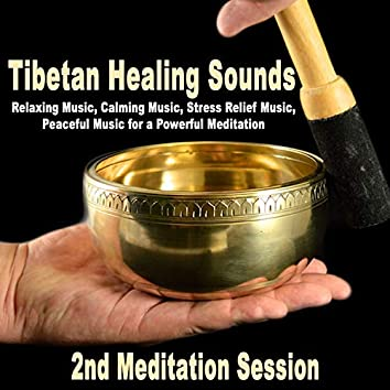 Tibetan Healing Sounds the 2nd Meditation Session (Relaxing Music, Calming Music, Stress Relief Music, Peaceful Music for a Powerful Meditation)