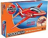 Quickbuild- Jeu de Construction-Red Arrows Hawk, J6018