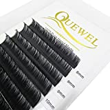 Eyelash Extension Supplies 0.05 D Curl Length Mix-8-14mm Best Soft |Optinal Thickness 0.03/0.05/0.07/0.10/0.15/0.20 C/D Curl Single 6-18mm Mix 8-14mm|