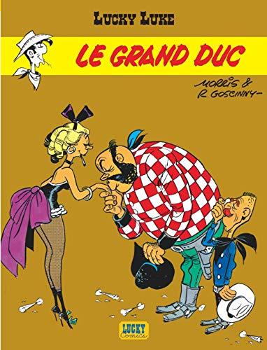 Lucky Luke, tome 9 : Le grand duc