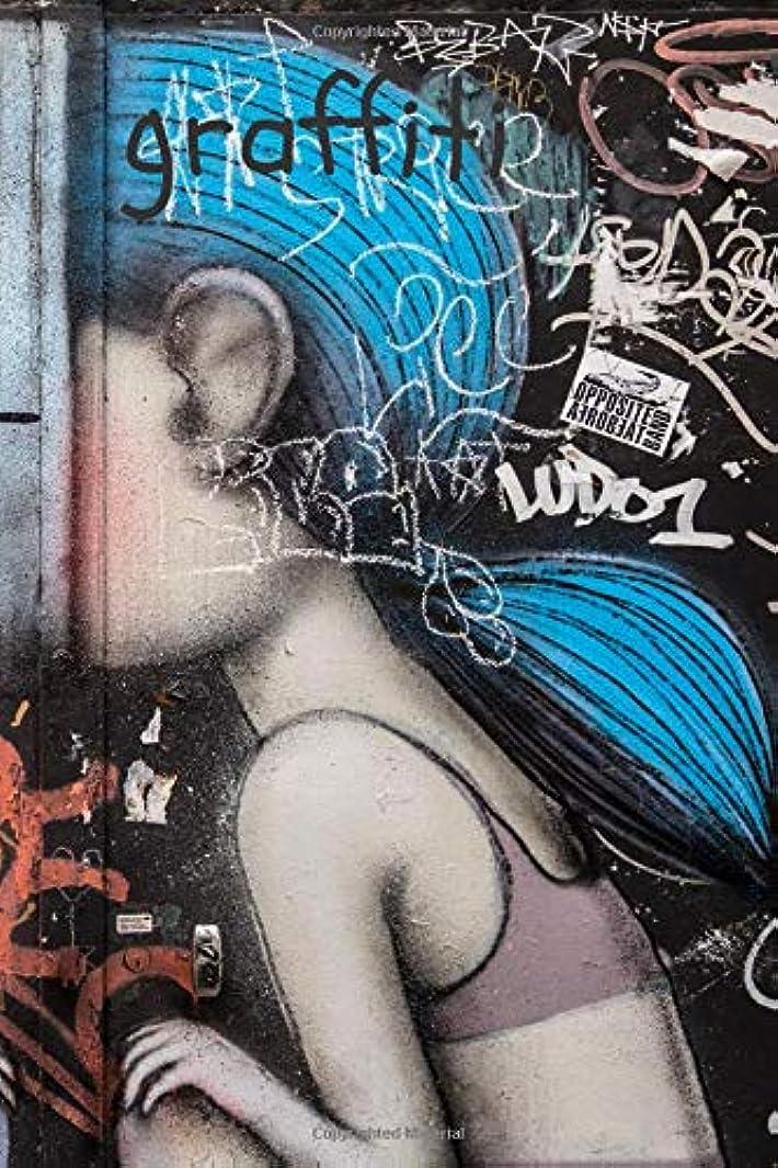 高価な困難アロングgraffiti: Student Notebook,Journal Travel Notebooks, notebooks for school, Journal