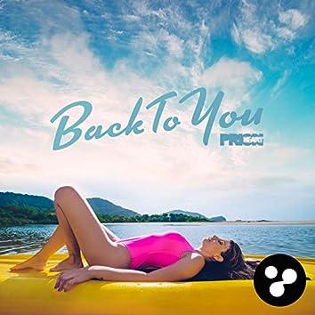 Back To You (Original Mix)
