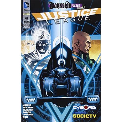 Justice league (Vol. 47)
