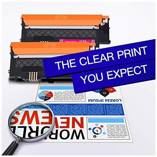 GPC Image 117A Reemplazo de Cartucho de Tóner Compatible para HP 117A para HP Color Laser 150a 150nw MFP 178nw 179fnw… 3