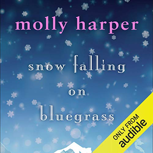 Snow Falling on Bluegrass cover art